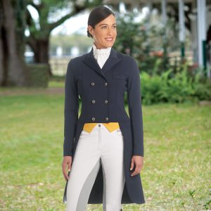 Romfh® Silk Shell Bling Dressage Shadbelly