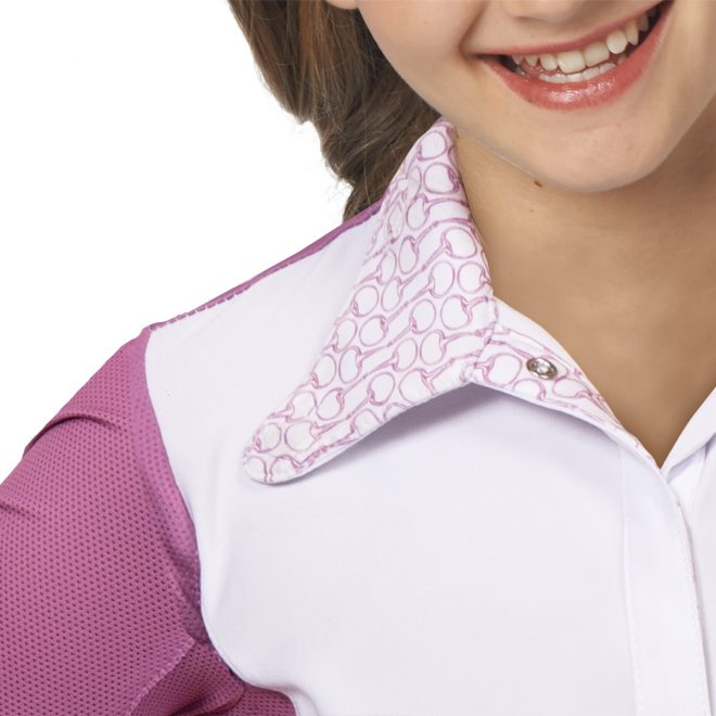 470698 White Mulberry Collar Detail